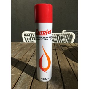 EUROJET Feuerzeuggas 300 ml Dose