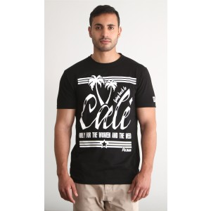 PANUU Cali Tee (schwarz), T-Shirt