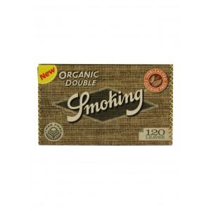 Smoking Organic Double Window Papers, Heftchen einzeln