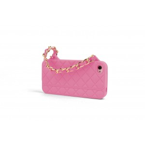 iPhone 4/4S Hülle Purse, pink (Kikkerland)