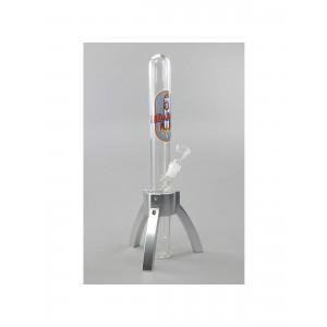 Jelly Joker Starter Rocket-s Bong mit Alustandfuß 18.8 Schliff