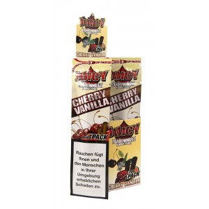 Juicy Jays Blunts Cherry Vanilla, 25 x 2 Box