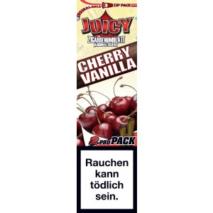 Juicy Jays Blunts Cherry Vanilla, 2er Pack