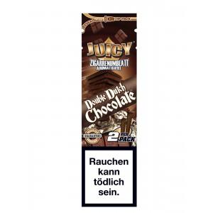 Juicy Jays Blunts Double Dutch Chocolate, 2er Pack