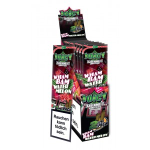 Juicy Jays Blunts Wham Bam Watermelon, 25 x 2 Box