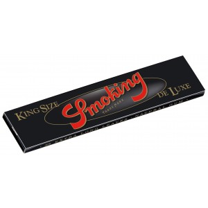 Smoking De Luxe King Size Papers, Heftchen einzeln