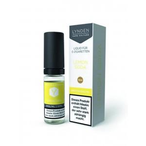 LYNDEN E-Liquid Lemon Soda 10 ml (0 mg Nikotin)