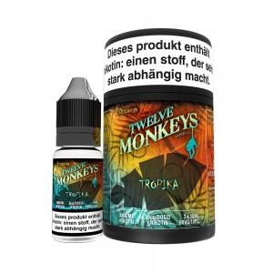 12Monkeys E-Liquid TROPIKA 3 x 10 ml