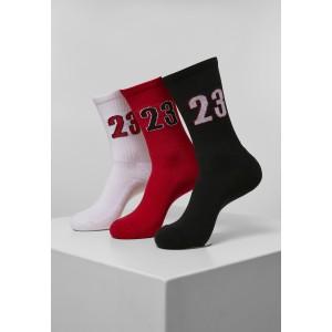 23 Socks Triple Pack