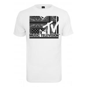Mister Tee MTV I am Music Tee weiss