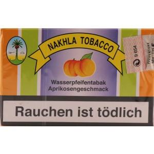 Nakhla Tobacco 50 g Shishatabak Aprikose