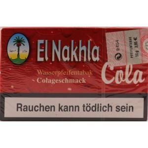 Nakhla Tobacco 50 g Shishatabak Cola