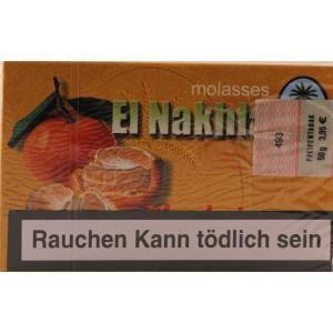 Nakhla Tobacco 50 g Shishatabak Mandarine