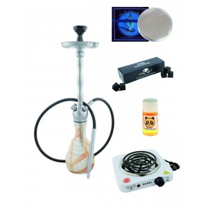 Shisha Narikela-Set White Coffee