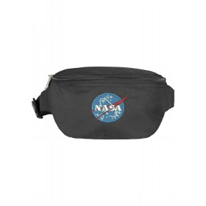 Mister Tee NASA Hip Bag schwarz