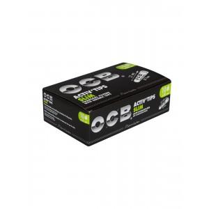 OCB Activ´Tips Slim 7mm, 10er Großpackung