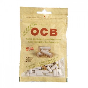 OCB Organic Slim Filter, 120er Pack