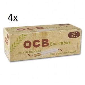 OCB Organic Hülsen, 4 x 250 Stück