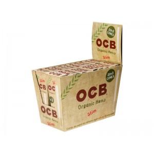OCB Organic Hemp Cones, 20er Box