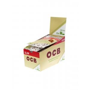 OCB Organic Slim Filter, 10er Großpackung