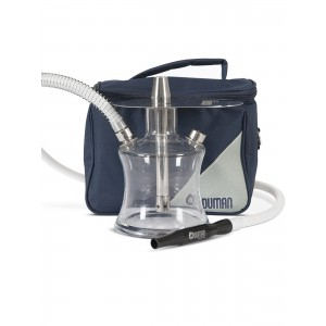 Oduman Shisha N2 Clear Travel