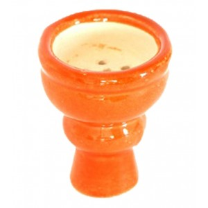 Aladin Shisha Tabakkopf Standard, orange
