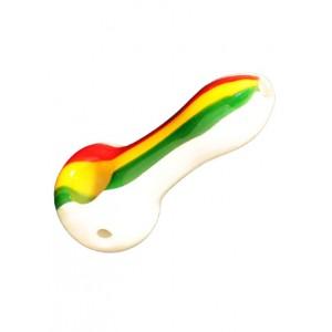 G-Spot Glaspfeife Spoon 10 cm