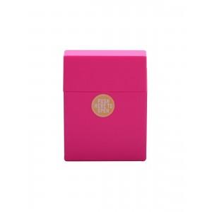 Zigaretten Click Box groß Neonpink