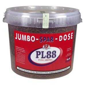 PL88 rot 400 g Eimer Volumentabak (Neue Verpackung/EU-Norm)
