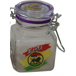 Rasta - Juicy Jar Glasbehälter klein (80 ml)
