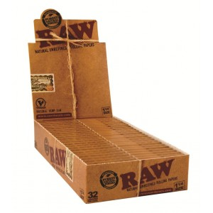 RAW Classic Papers 1 1/4, 24er Box