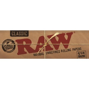 RAW Classic Papers 1 1/4, Heftchen einzeln