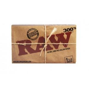 RAW Classic 300´s 1 1/4 Size Papers, Heftchen einzeln