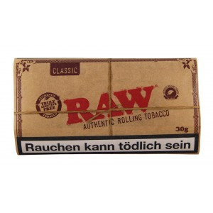 RAW Classic Tabak 30 g Pouch