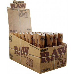 RAW Classic Cones King Size, 32er Box