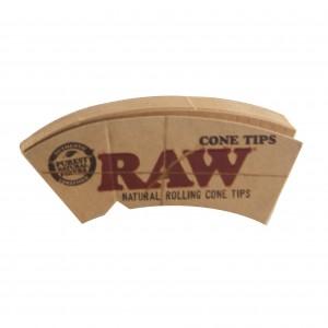 RAW konische Cone Tips, Heftchen einzeln
