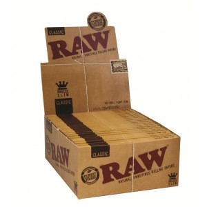 RAW Classic King Size Slim, 50er Box