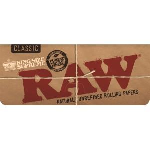RAW Classic King Size Supreme, Heftchen einzeln