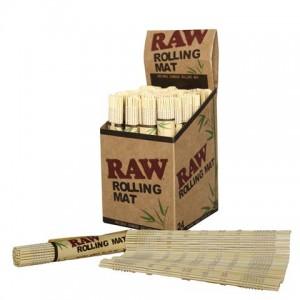 RAW Bamboo Rolling Mat (Rollmatte) 110 mm