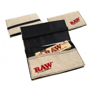 RAW Smokers Wallet Tabaktasche