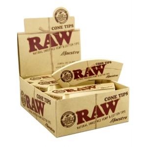 RAW konische Cone Tips Maestro, 24er Box
