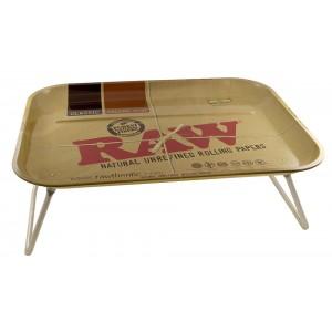 RAW XXL LAP Dinner Rolling Tray Drehunterlage