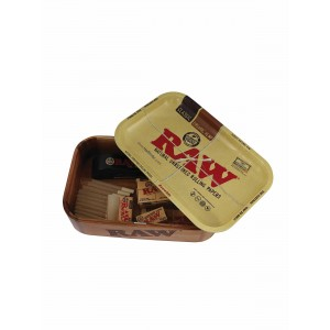 RAW  Wooden Cache Box
