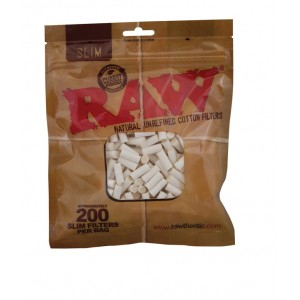 RAW Slim Filter, 200er Pack