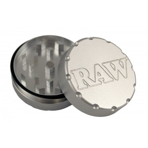 RAW Super Shredder Grinder Ø 50 mm, 2-teilig
