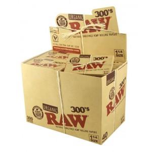 RAW Organic 300 1 1/4, 40er Box