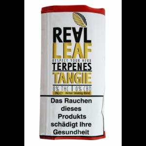 'RealLeaf' 'Terpenes Tangie' Tabakersatz Kräutermischung 20 g