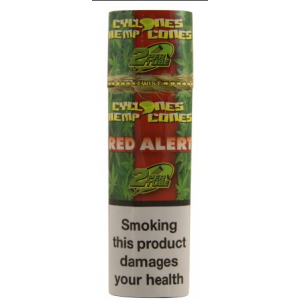 Cyclones Hemp Blunt Red Alert, einzeln