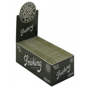 Smoking Regular Hemp Papers, 50er Box