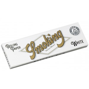 Smoking Regular White Papers, Heftchen einzeln